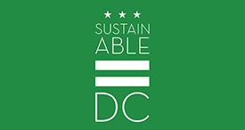 Sustainable DC Logo