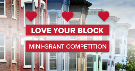 Love Your Block DC Mini Grants
